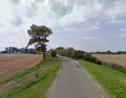 Calais - Breskens (Pays-Bas) le long de la côte 4