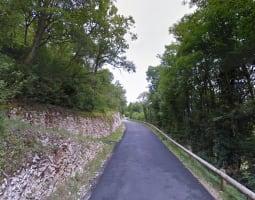 Tour du lac du Bourget 2