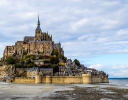 De Rouen jusqu'au Mont Saint Michel 0