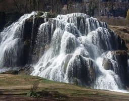 Les cascades de Baume Les Messieurs 3