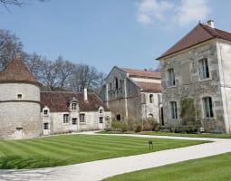 Balade vers l'Abbaye de Fontenay 0