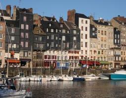 De Paris à Honfleur par les Départementales 1