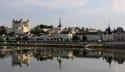 Saumur et les châteaux 1