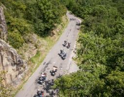 12 - Auvergne Roadbook Dafy Trip 1