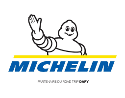 Michelin est partenaire des Roadbooks Dafy