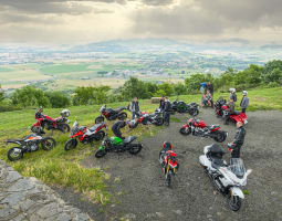 2 - Auvergne Roadbook Dafy Trip 1