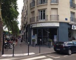 CO2 Moto Boulogne