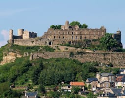 Trip vers le Mont Dore, Albi, Cahors 1