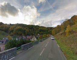 Alternative 1 pour rejoindre le Hohneck depuis Lautenbach 1