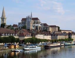 Auxerre - Fontainebleau par les écluses 0