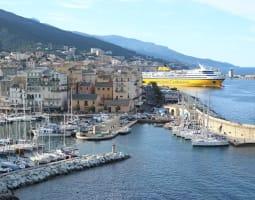 Traversée de la Corse depuis Bastia jusqu'à Bonifacio 0