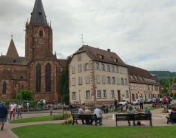 Balade dans les Vosges du Nord / Allemagne 4