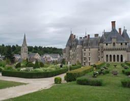 Boucle Saumur-Langeais-Maze 0
