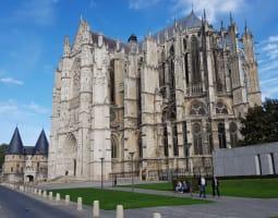 De Beauvais à Reims 0