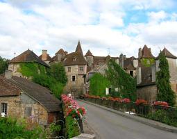 Balade dans le Lot et ses beaux villages 1