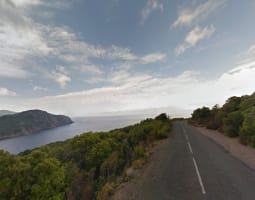 Traversée de la Corse depuis Bastia jusqu'à Bonifacio 5