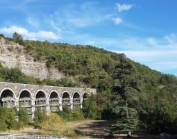Montélimar - Valence par les Monts d'Ardèche 3