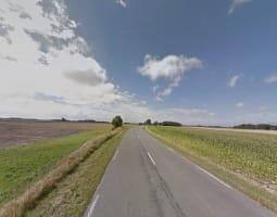 Calais - Breskens (Pays-Bas) le long de la côte 3