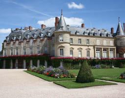 Forêt de Rambouillet par ses châteaux 1