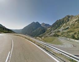 Boucle d'Ax-les Thermes passant par l'Espagne et l'Andorre 4