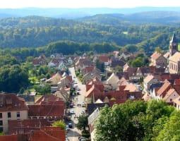 Découverte du pays de Hanau 0