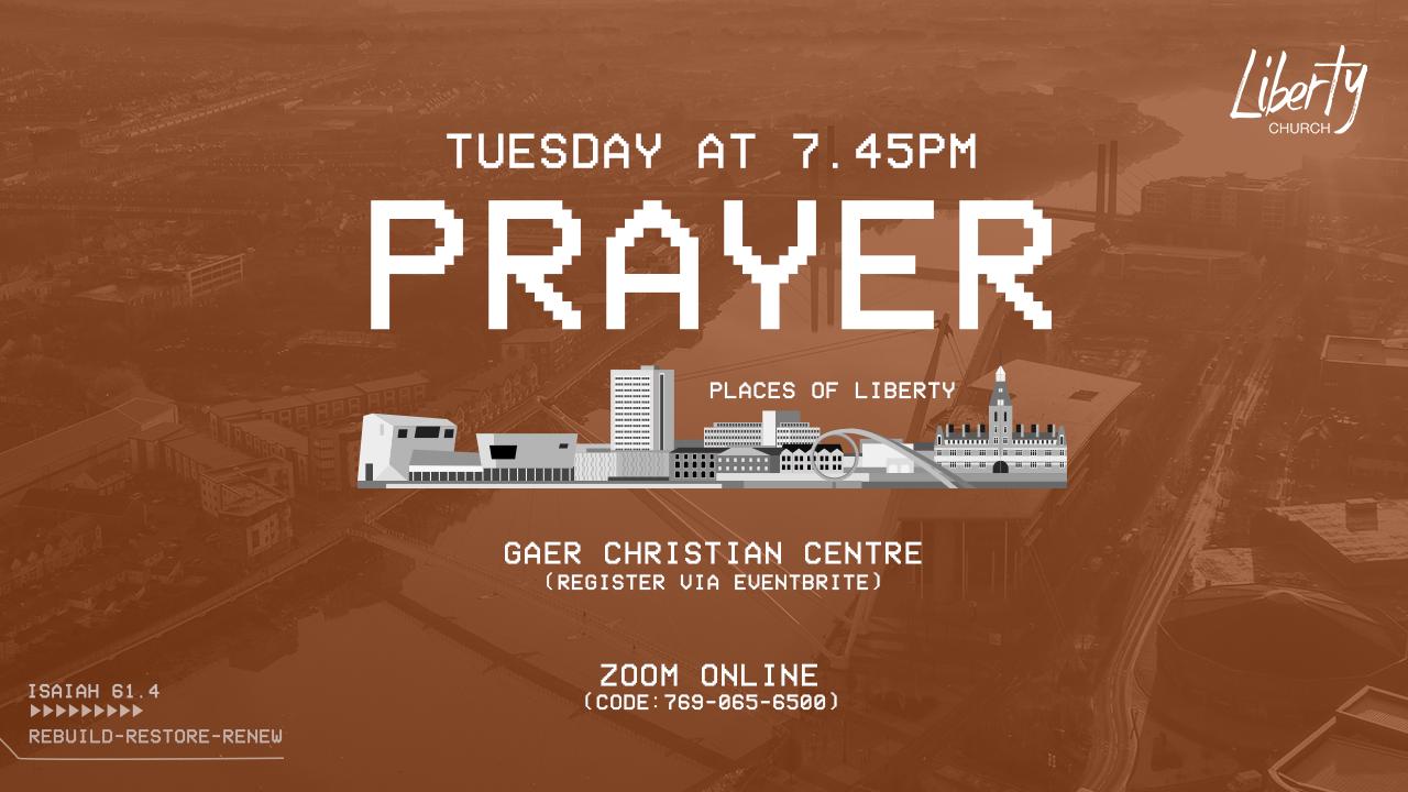 Tuesday Evening Prayer