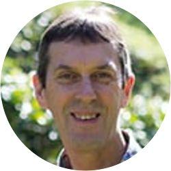 A portrait photo of Graham Sheppard