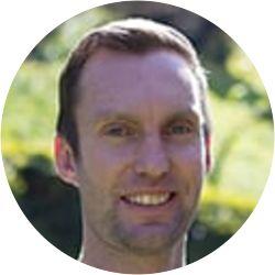 A portrait photo of Heath van Staden