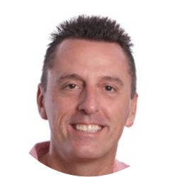 A portrait photo of Jonathan Stanfield