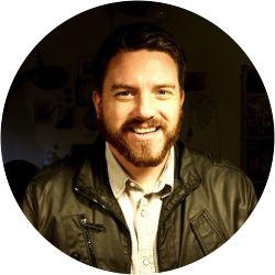 A portrait photo of Ryan TerMorshuizen