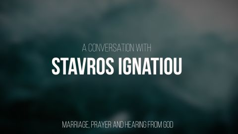 A conversation with Stavros Ignatiou