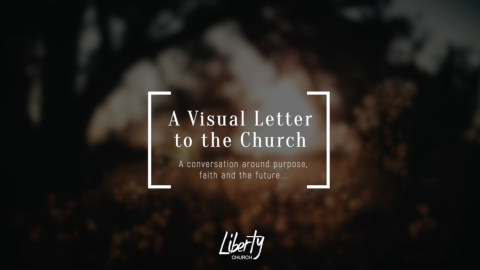 A Visual Letter to the Church