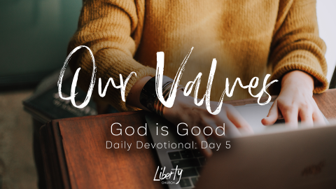Daily Devotional: 24th July 2020