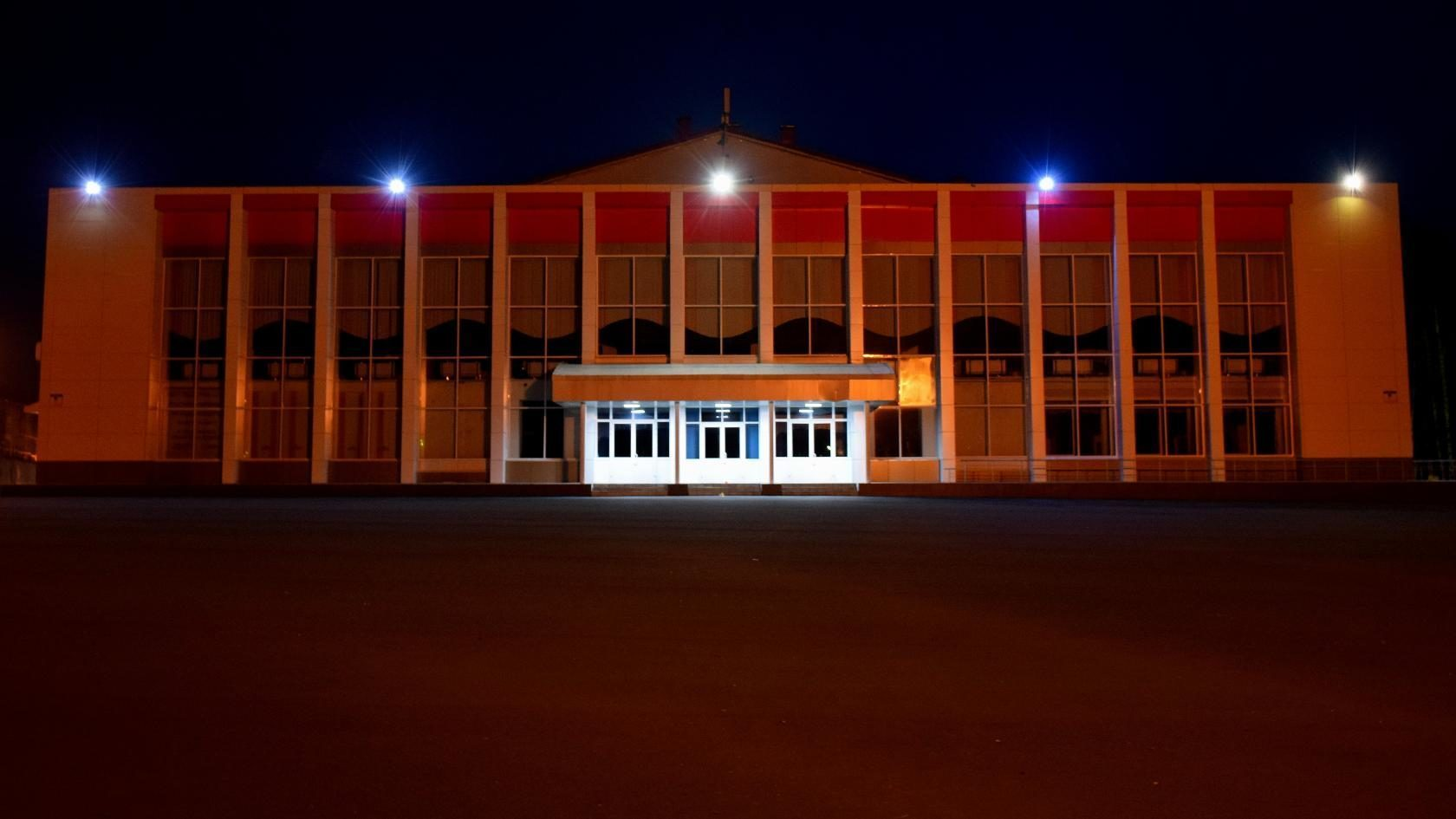 Дворец культуры в Качканаре. Фото: Вадим Баталов