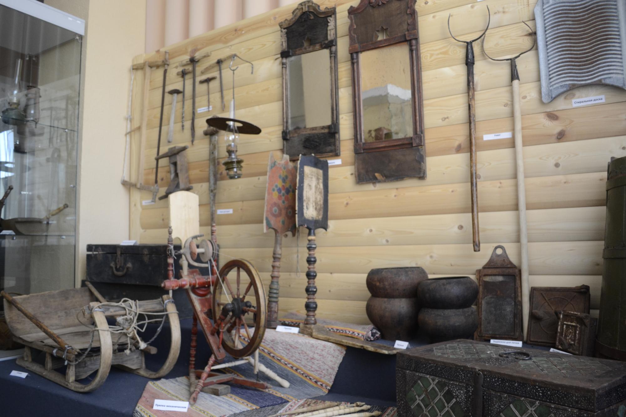 Историко-краеведческий музей в Качканаре.