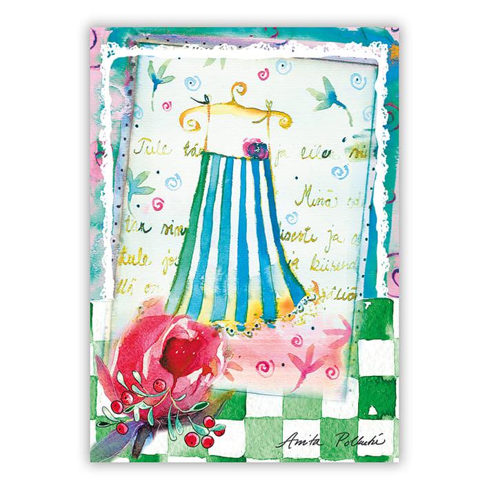 kesämekko postikortti