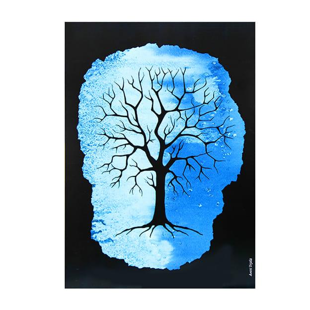 puun ranka juliste