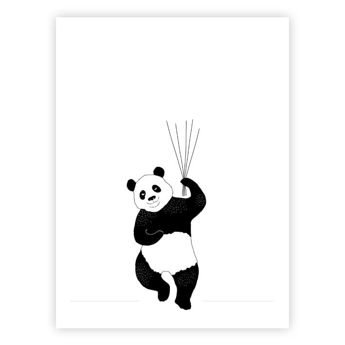 Panda vieraskirjajuliste