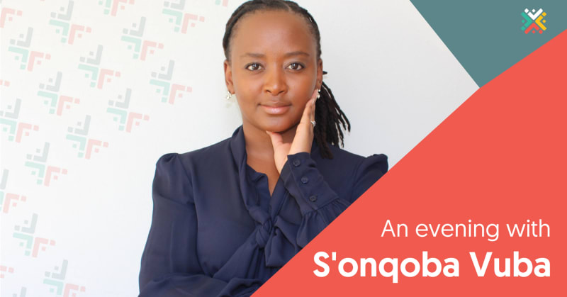 An Evening with S'onqoba Vuba