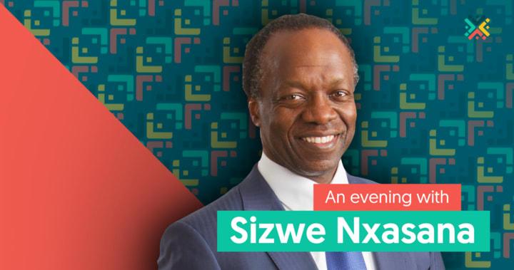 Live stream: An Evening with Sizwe Nxasana