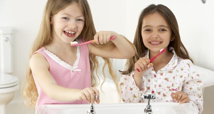 Children Teethbrush Oral Hygiene