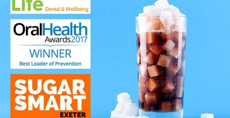 Sugar Smart Coke Lifedental Winner Award
