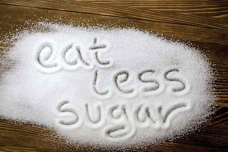 Eat Less Sugar 775X