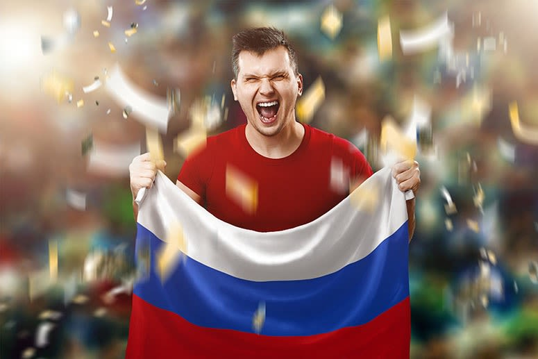 Russian Football World Cup 775X516