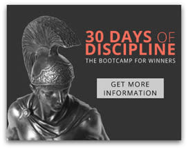 30 Days of Discipline