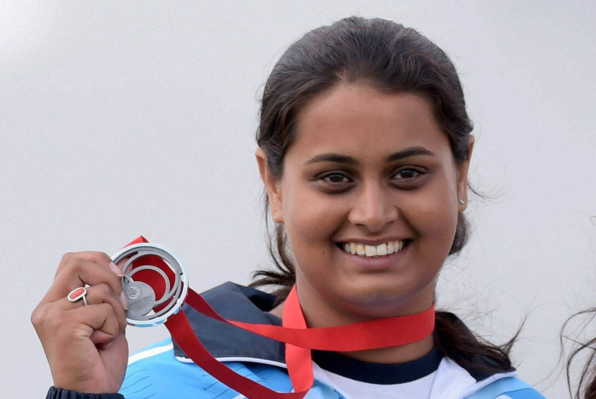 shreyashi singh winnig gold