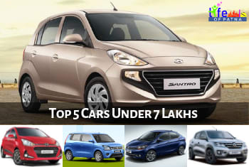 Top 5 Cars Under 7 Lakhs in Patna