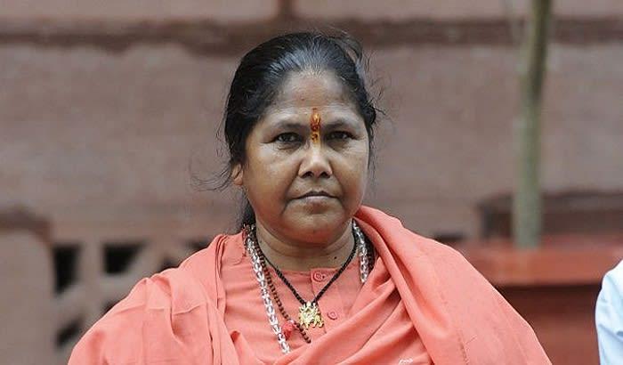 Sadhvi Niranjan Jyoti Gets Minister Post In Modi Cabinet