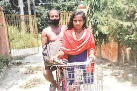 बिहार की साईकल गर्ल : सुपरपावर बनने का ख़्वाब रखने वाले देश की विडंबना