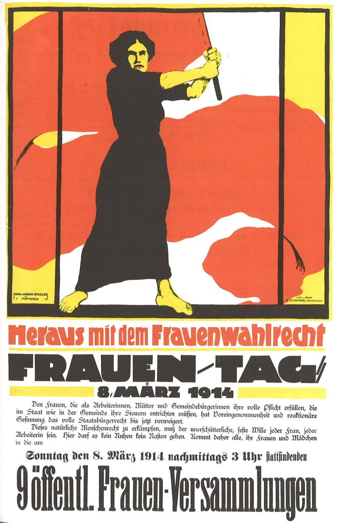 The Banned Poster in Germany